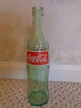 Vintage Coca-Cola Red Label 1996 Glass Bottle (#1431) - $14.99