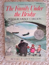 Book The Family Under The Bridge by Natalie Savage Carlson, (#1484) - $2.99