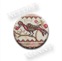 Nancy Alden Needle Nanny needle minder cross stitch Erica Michaels  - $12.00