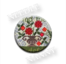 Good Every Day Needle Nanny needle minder cross stitch Erica Michaels  - $12.00