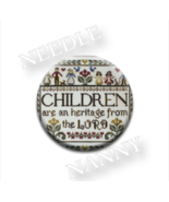 From The Lord Needle Nanny needle minder cross ... - $12.00