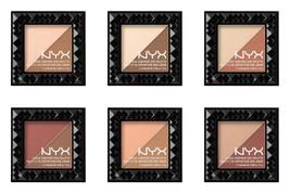 """NYX Cheek Contour Duo Palette 6 colors """"Pick your 1 color"""" CHCD - $7.95"""