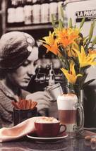 Lenier's American Vintage Decaffeinated Blueberry Cinn. Bold Roasted Coffee 10oz