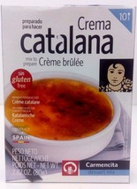 Carmencita Crema Catalana- CREME BRULEE 2.82 oz - $6.79