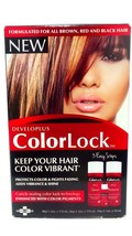 Developlus Colorlock 3 Step System, Keep Your Hair Color Vibrant - $14.01