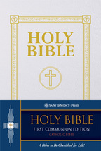 Douay-Rheims Bible (First Communion Gift Edition)