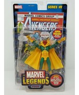 MARVEL LEGENDS VISION AVENGERS SERIES VII TOY BIZ Action Figure NIB 2004 - $37.77