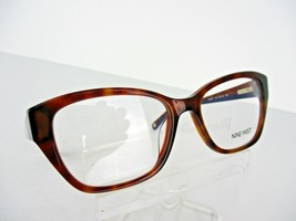 Nine West NW 5107 (233) Honey Tortoise 50 x 16 135 mm Eyeglass Frame - $58.87