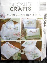 McCalls Crafts Sewing M4544 An American Traditi... - $8.42