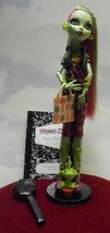 Monster High~Venus McFlytrap Doll~Complete~Pet Chewlian~1st Wave~Signatu... - $32.71