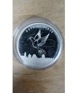 2016 I oz Silver - Holy Land Mint Jerusalem Dove Of Peace - $50.00