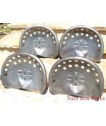 4 Steel tractor Metal Farm machinery stool seat... - $134.98