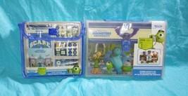 Monster University Sticker Travel Bag & Sticker Activity Kit Lot - $9.70