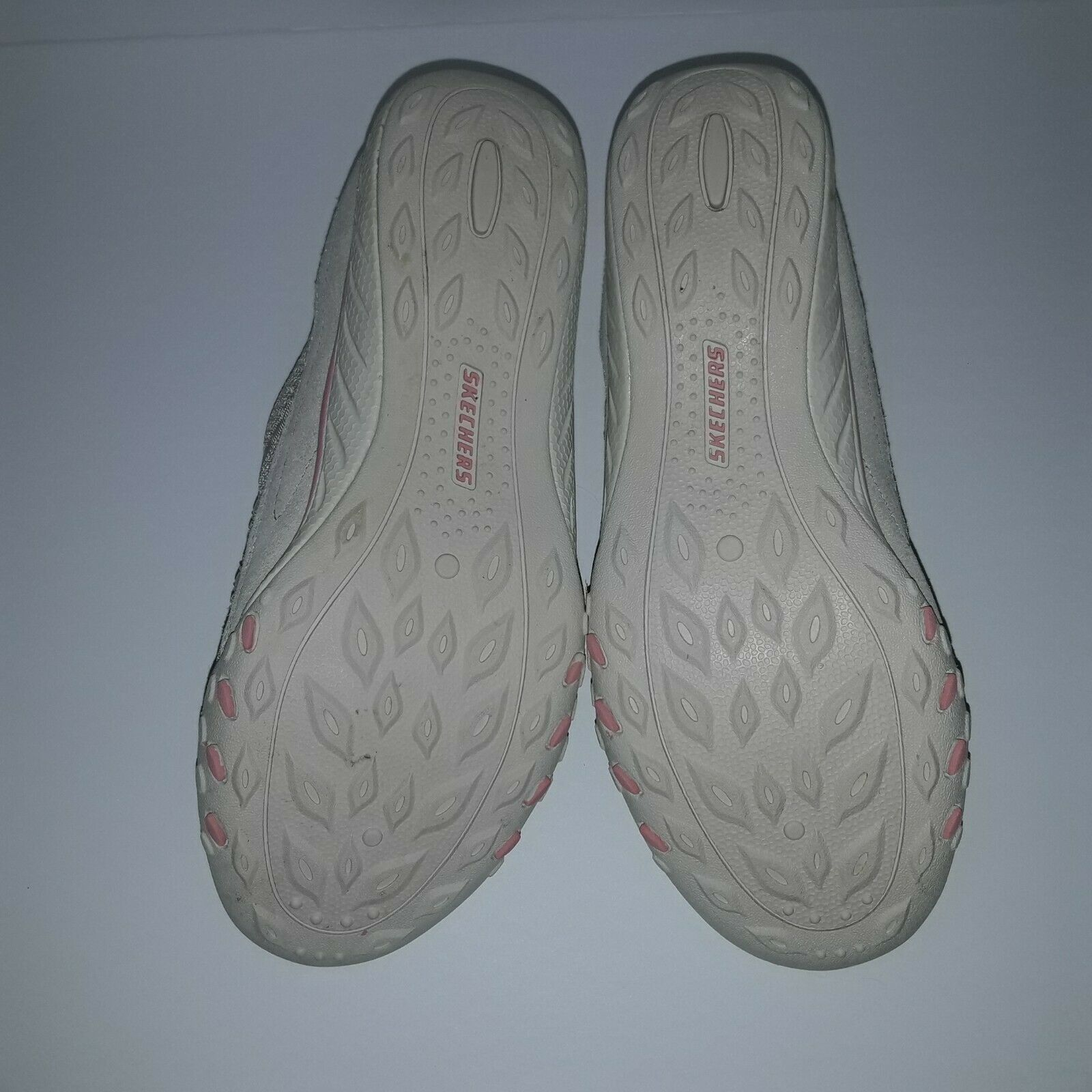 Women's Skechers Relaxed Fit Savvy Baroness shoe Size 9 Natural/Pink image 6