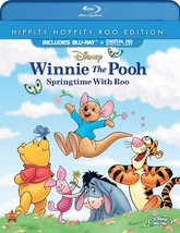 Disney Winnie The Pooh: Springtime With Roo [Blu-ray/DVD]