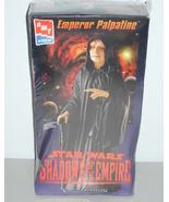1995 Star Wars Emperor Palpatine Vinyl Model Kit AMT Sealed - $24.99