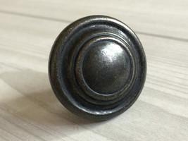 Vintage Look Dark Antique Bronze Dresser Knobs Drawer Pull Cabinet Door Knob - $5.50