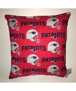 Patriots Pillow NFL Pillow New England Patriots Pillow Football Pillow H... - $9.99
