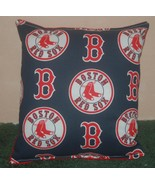 Red Sox Pillow Boston Red Sox Pillow MLB Red Soxs Handmade in USA - $9.99