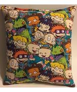 Rugrats Pillow Grouped Rugrats Rare Pillow Handmade in USA - $9.99