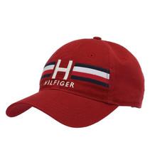Tommy Hilfiger Men's Embroidered Hat Logo Branding Baseball Cap 69JI721600 image 2