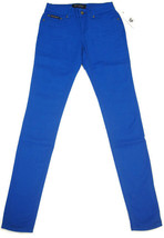 Rocawear Women's Blue Skinny Jeans w/Rhinestones - SEXY NWT!  AG-145 - $18.00