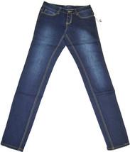 Rocawear Women's Blue Skinny Jeans w/RC Rhinestones - SEXY NWT!  AG-144 - $22.26