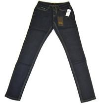 Rocawear Women's Dark Blue Skinny Jeans w/Multicolor Pocket - SEXY NWT!  AG-142 - $20.87