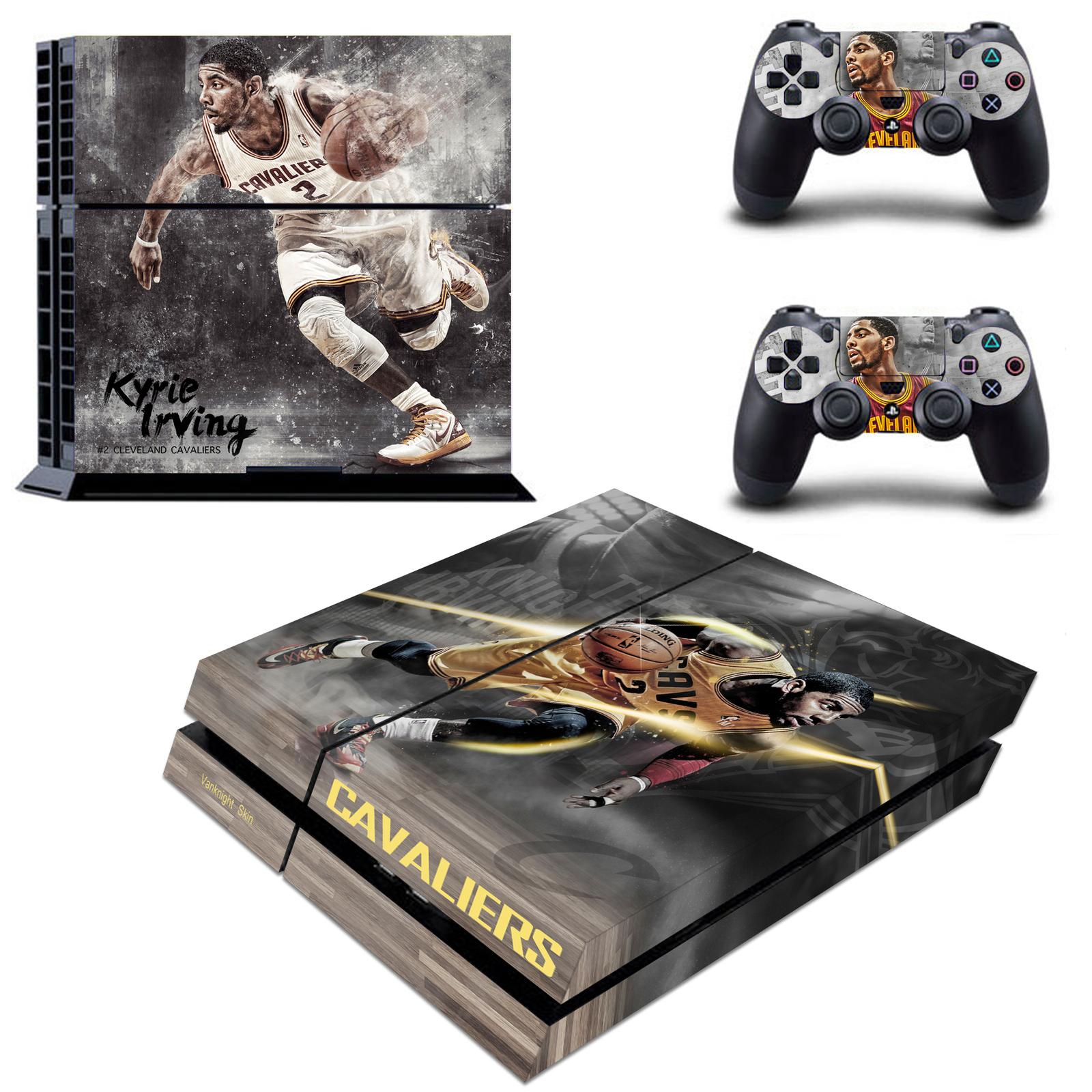 Faceplates, Decals & Stickers Ps4 Pro Console Skin Decal Nba Boston Celtics Vinyl Stickers Decals Covers Wrap Terrific Value