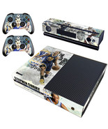 Xbox One Console Skin NBA Stephen Curry Vinyl S... - $12.00