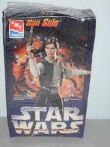 1995 Star Wars Han Solo Vinyl Model Kit AMT ERTL Sealed - $24.99
