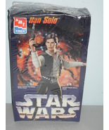 1995 Star Wars Han Solo Vinyl Model Kit AMT ERTL Sealed - $24.99