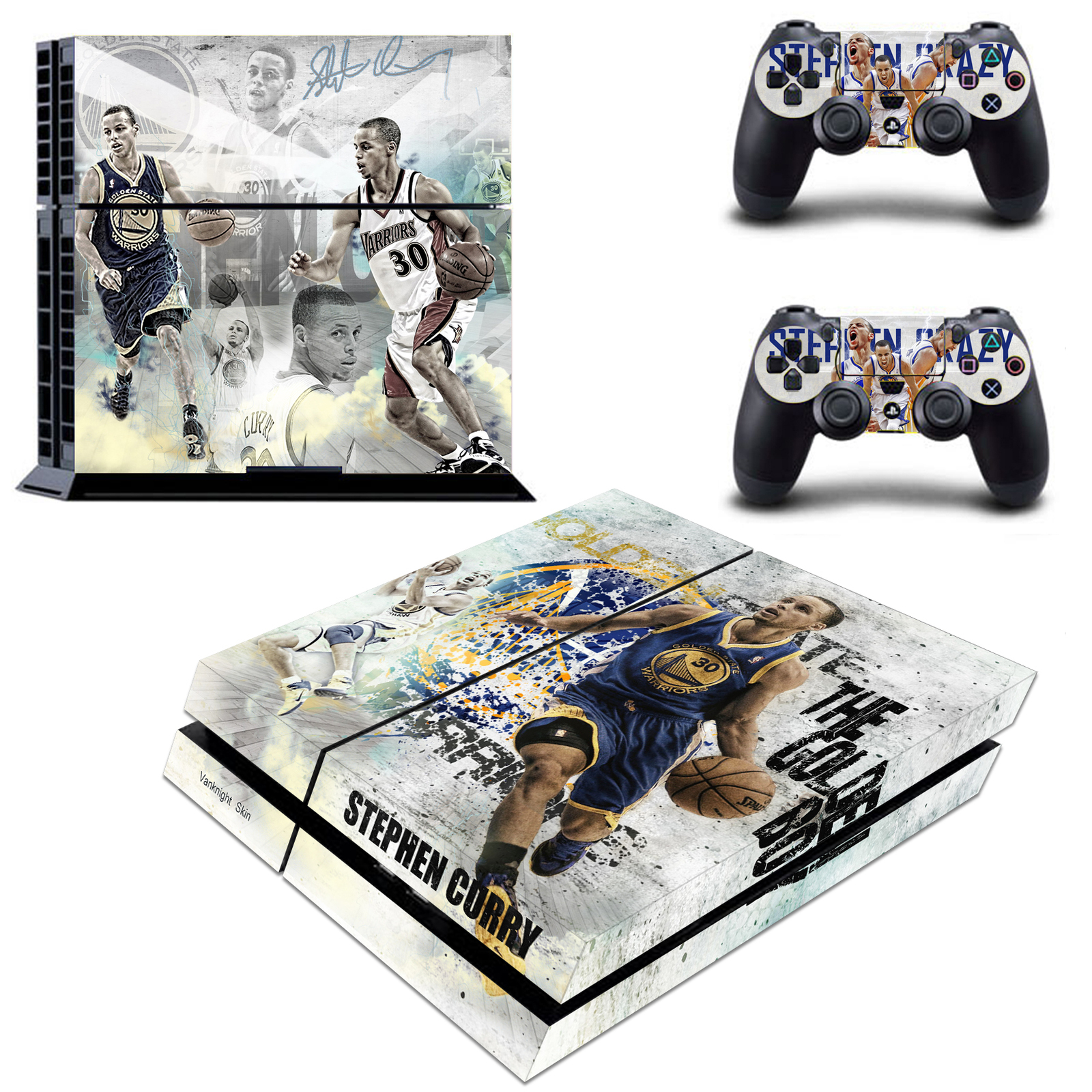 Video Game Accessories Ps4 Pro Console Skin Decal Nba Boston Celtics Vinyl Stickers Decals Covers Wrap Terrific Value