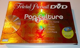 Trivial Pursuit - Dvd Pop Culture 2Nd Edition Trivial Game - $35.99