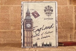 New Classic London Bellhouse Smart Wake Case Cover For Apple iPad Tablet FG4 - $8.99