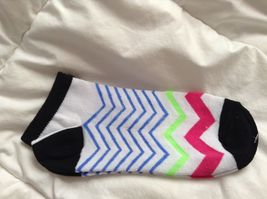Crazy stretchy colored ankle socks buy more  2 create YOUR mismatched style