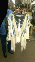 Authentic Plains Indian Beaded WAR SHIRT by Cre... - $4,900.00