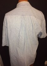 Gap Size Large Mens Casual Shirt Bin#19 image 5