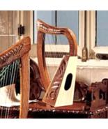 Celtic Walnut Tara Harp  5 Star - $231.50