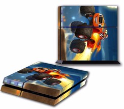 Blaze And The Monster Machines PS4 Skin Vinyl Decal PlayStation 4 Sticker 214 - $14.99
