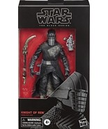 Star Wars Knight of Ren #105 The Black Series 6 inch action figure - $24.49