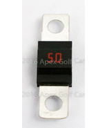 "50A MIDI (AMI) Fuse 32v DC Red ""LittelFuse"" - $4.89"