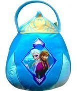 Disney Frozen Plush Easter Basket Halloween Tre... - $14.46