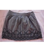GAP WOMENS BLUE EYELET SKIRT SIZE 2 - $6.81