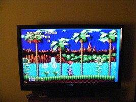 Sega Genesis Model 2 MK-1631 Console Controller - Working Game System 10... - $38.52