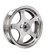 """15"""" X 4"""" Race Trim King Pin Spindle Wheel With Bearings-Seal-Dust Cap - $165.93"""