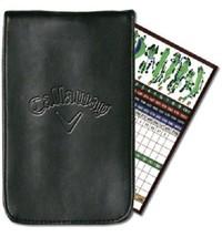 Callaway Scorecard Holder Synthenic Leather - $7.87