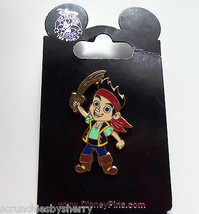 Disney Jake Never Land Pirate Trading Pins Theme Parks New Carded - $16.95
