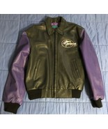 100% Leather Jacket Tigershark - Large (L) Men's - New w/o Tags - $80.18