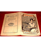 Riverside Cook Book Rock Island Stove Co. stoves ranges recipes - $20.00